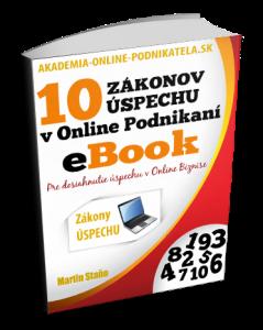 úspech a podnikanie cez internet