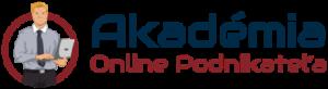 akadémia online podnikateľa logo